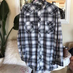 2XL Roper Button down